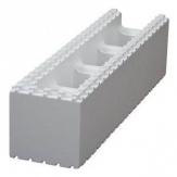 Блок стеновой торцевой. Серия 50